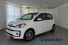 Foto Volkswagen UP! 1.0 MOVE UP BlueMotion Technology