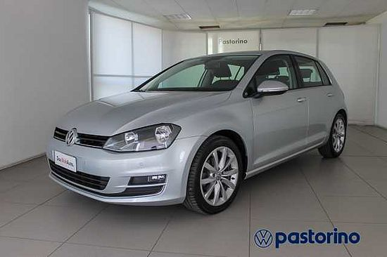GOLF 7^ serie GOLF A7 1.6 TDI HIGH BMT