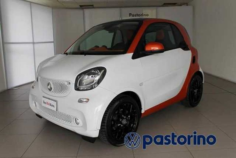Foto Smart fortwo 0.9 90 SPORT EDITION 3P
